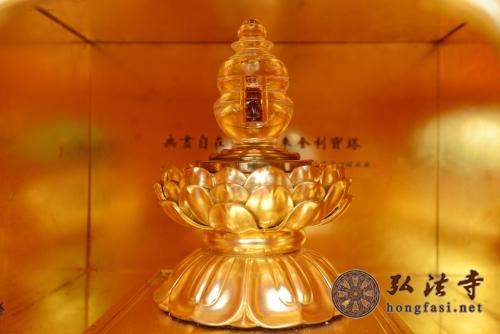 深圳佛教文化院举行开院仪式暨恭迎本焕长老真身舍利